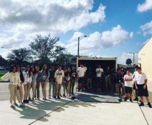 Bahamas Donation
